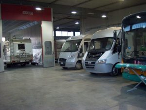 Carrozzeria Veicoli Industriali Camper Il Giglio Firenze: Realizzazioni